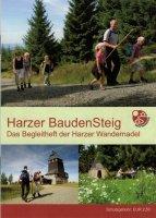Begleitheft Harzer BaudenSteig (DIN A6)