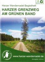 Begleitheft Harzer Grenzweg (DIN A6)